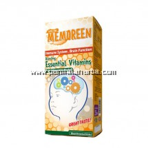 Memoreen Plus Jus Essential Vitamins
